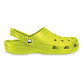 Crocs Classic - Sandalias - amarillo